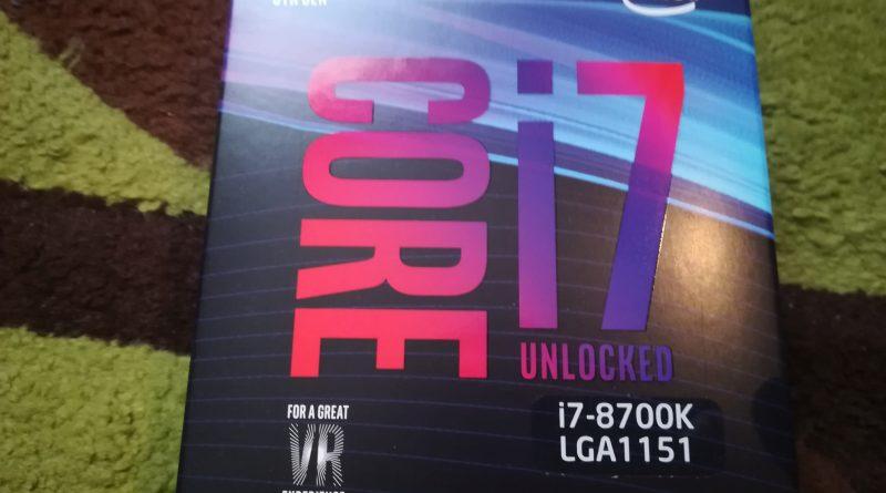Komputer dla grafika IV 2018 r. 5500 zł, i7-8700K / ASRock Z370 / GTX 1050 Ti GAMING