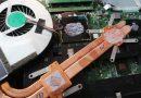 Lenovo Ideapad z710 – czyszczenie układu chłodzenia