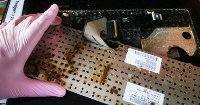 HP Compaq CQ58-301SW wysoka temperatura, czyszczenie, dziwne odgłosy wentylatora.